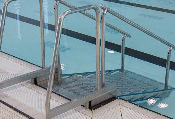 zwembadinrichting
